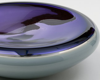 Mirrored Bowl