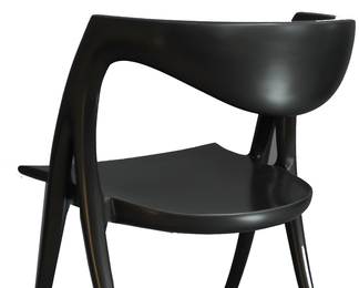 Black Brookhaven Chair