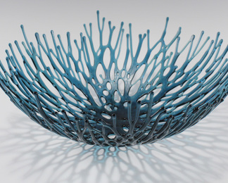 Nest Bowl - Blue