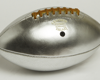LEATHER HEAD Football - Silver Shadow