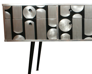 Button Up Sideboard II
