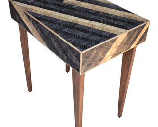 Chevron Occasional Table