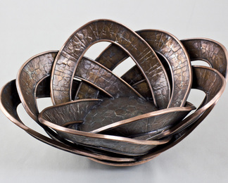 Woven Penny Bowl