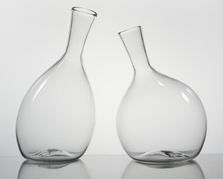 Tilt Decanter Set
