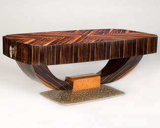 Macassar Coffee Table