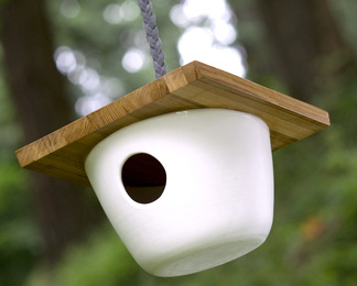 Scan Birdhouse