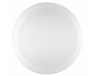 Coral Plate - White