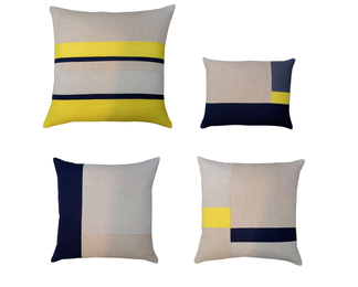 CHARTREUSE PILLOW GROUP