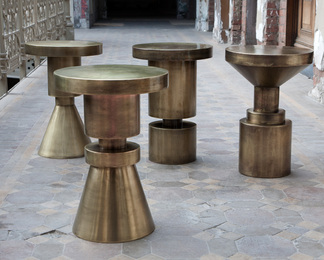 Chess Stools - Set of 4
