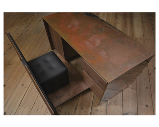 Copper Desk