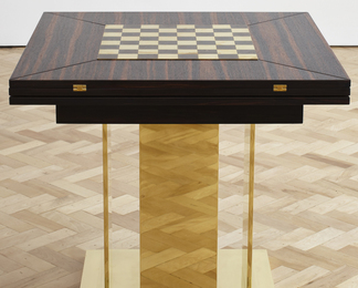 Chess Table, Courtesy Gallery Libby Sellers