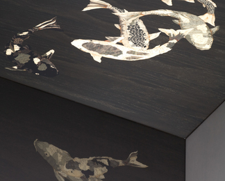 Koi Low Table Medium