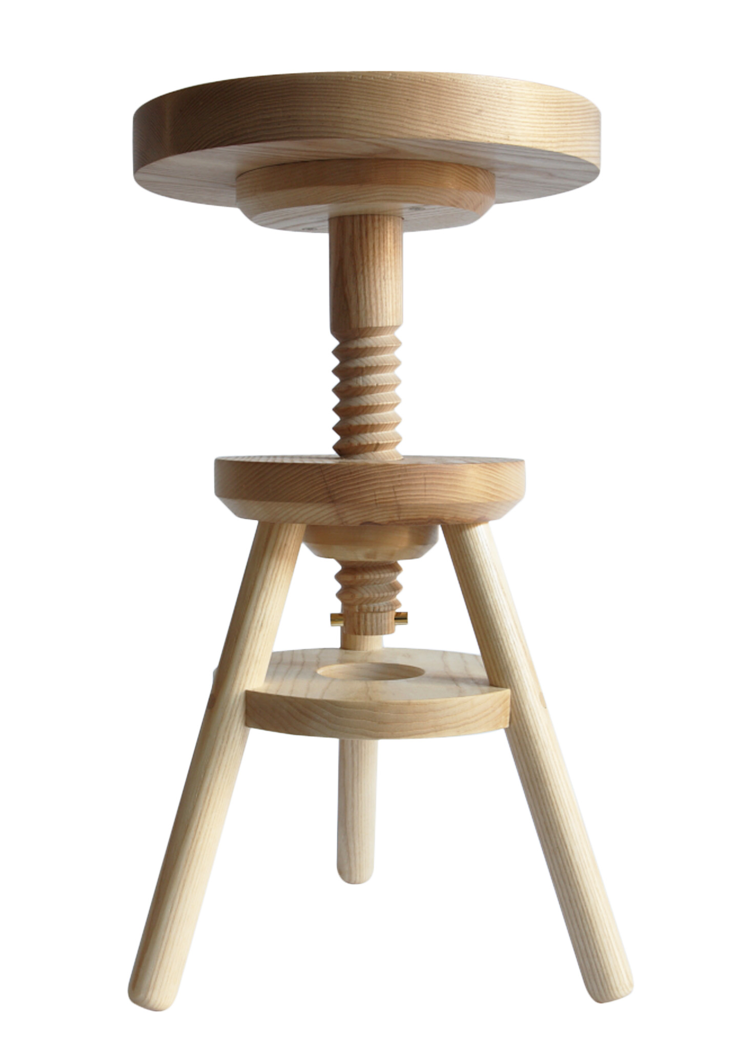 Bespoke Global Product Detail Screw Top Stools Set Of 3