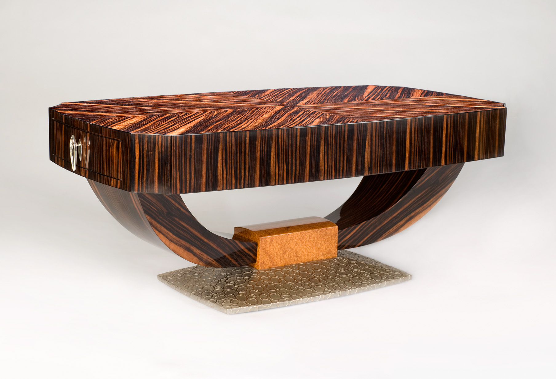 Bespoke Global Product Detail Macassar Coffee Table