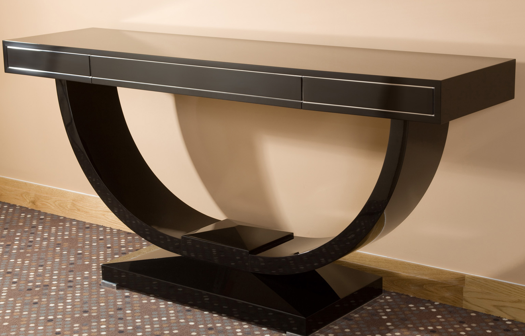 bespoke global product detail deco console. Black Bedroom Furniture Sets. Home Design Ideas