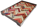 Large_red_herringbone_tray_small_carousel