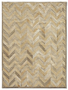 Exclusive - Yves Cowhide Rug - Honey/Wheat